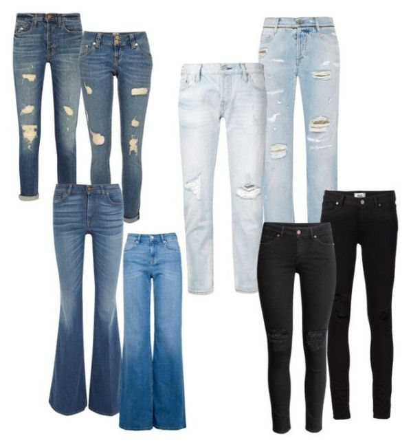 Value in Jeans