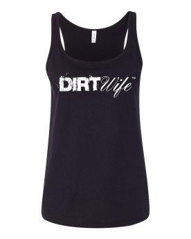 Black Dirt Wife Tank - $25