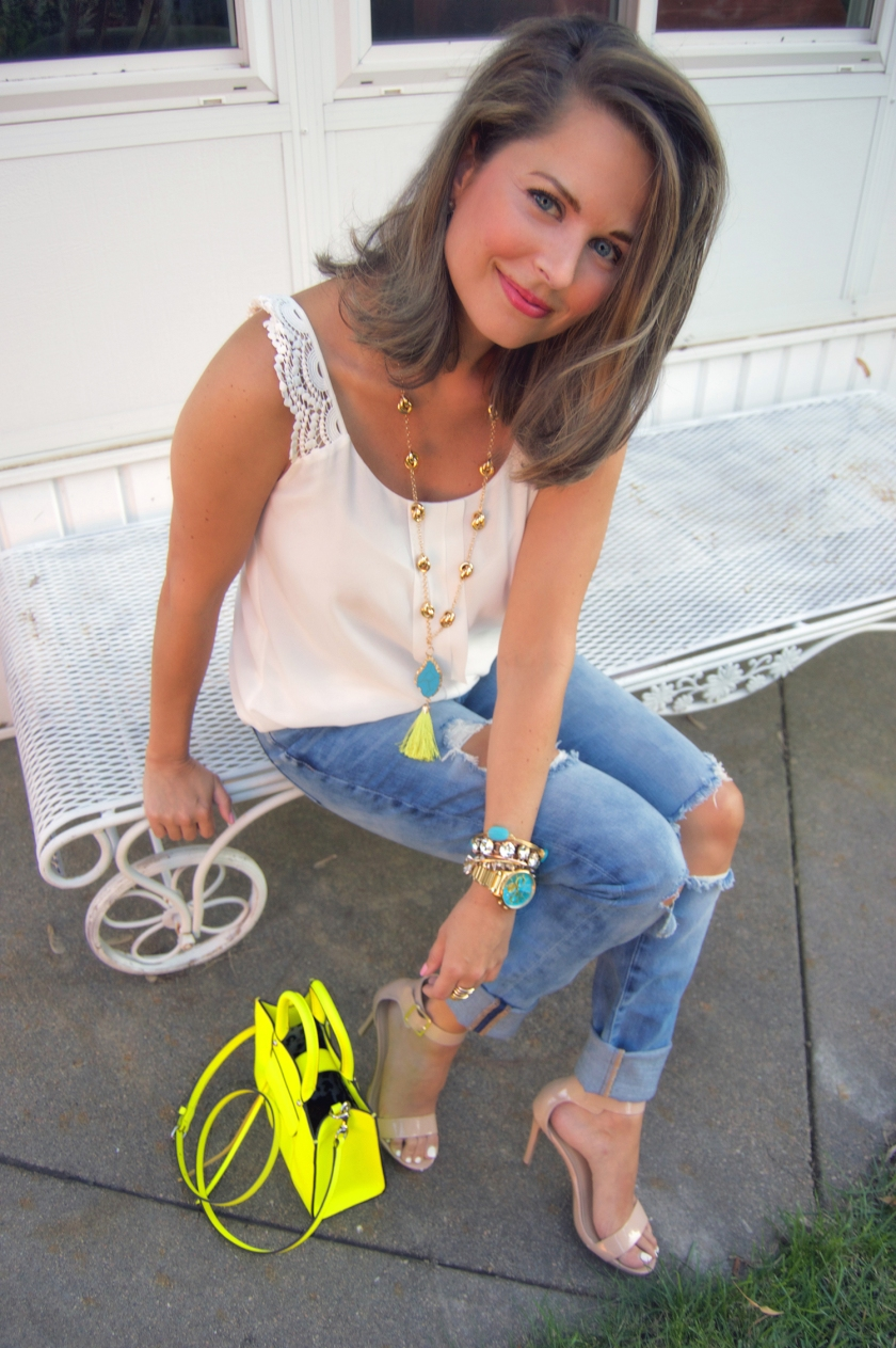 Sabby Style Fashion Necklace Giveaway